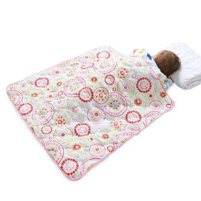 I-Baby Newborn Infant Baby Sweet Moment Cotton Crib Bedding Quilt