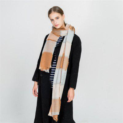 M1714 Coloured Lattice Hollowed ScarfWomens Scarves<br>M1714 Coloured Lattice Hollowed Scarf<br><br>Elasticity: Elastic<br>Gender: For Women<br>Group: Adult<br>Material: Acrylic<br>Package Contents: 1 x scarf<br>Package size (L x W x H): 1.00 x 1.00 x 1.00 cm / 0.39 x 0.39 x 0.39 inches<br>Package weight: 0.1850 kg<br>Product weight: 0.1850 kg<br>Scarf Type: Scarf<br>Season: Winter, Fall, Spring<br>Style: Fashion