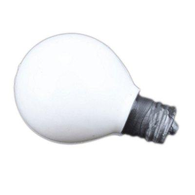 Discharge Water Polo Bulb Decompression Ball- WHITE