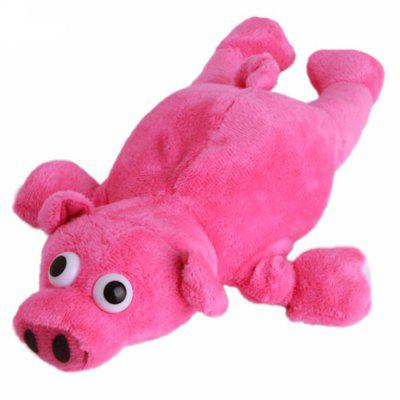 New Funny Paw Toys Lovely Novelty Flying Pig Screaming Slingshot Plush Kids Gift