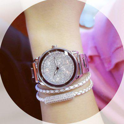 Women Top Luxury Rhinestone Diamond Genuine Ladies Watch Clock Women Reloj Mujer RelogioWomens Watches<br>Women Top Luxury Rhinestone Diamond Genuine Ladies Watch Clock Women Reloj Mujer Relogio<br><br>Available Color: Rose Gold,Silver,Gold<br>Band material: Stainless Steel<br>Band size: 1.6<br>Case material: Stainless Steel<br>Clasp type: Sheet folding clasp<br>Dial size: 5.3<br>Display type: Analog<br>Movement type: Quartz watch<br>Outer perimeter: 20<br>Package Contents: 1 x Watch, 1 x Box<br>Package size (L x W x H): 16.00 x 8.00 x 3.00 cm / 6.3 x 3.15 x 1.18 inches<br>Package weight: 0.0900 kg<br>Product size (L x W x H): 22.00 x 3.80 x 0.90 cm / 8.66 x 1.5 x 0.35 inches<br>Product weight: 0.0500 kg<br>Shape of the dial: Round<br>Special features: Light<br>Watch mirror: Mineral glass<br>Watch style: Fashion, Casual<br>Watches categories: Women,Female table<br>Water resistance: 30 meters<br>Wearable length: 20