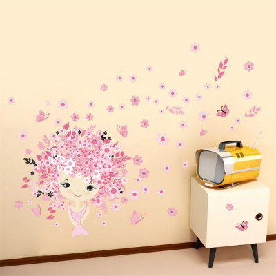 Princess Castle Wall Sticker For Kids Room Decoration Waterproof Removable DecalsWall Stickers<br>Princess Castle Wall Sticker For Kids Room Decoration Waterproof Removable Decals<br><br>Art Style: Others<br>Effect Size (L x W): 115x55cm<br>Function: Decorative Wall Sticker<br>Layout Size (L x W): 60x45cm<br>Material: Vinyl(PVC)<br>Package Contents: 1 x Wall Sticker<br>Package size (L x W x H): 45.00 x 4.00 x 4.00 cm / 17.72 x 1.57 x 1.57 inches<br>Package weight: 0.1400 kg<br>Product Type: Others<br>Product weight: 0.0900 kg<br>Quantity: 1<br>Subjects: Cartoon<br>Suitable Space: Bedroom,Kids Room,Girls Room<br>Type: Plane Wall Sticker