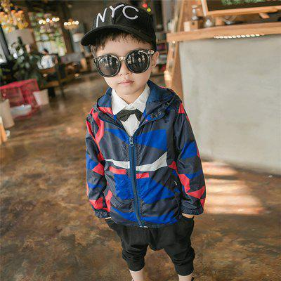 Childrens New Hat Long Sleeve CoatBoys Outerwear<br>Childrens New Hat Long Sleeve Coat<br><br>Closure Type: Zipper<br>Clothes Type: Jackets<br>Collar: Hooded<br>Material: Cotton, Cotton Blends<br>Package Contents: 1 x Coat<br>Pattern Type: Character<br>Season: Spring<br>Shirt Length: Regular<br>Sleeve Length: Long Sleeves<br>Sleeve Style: Regular<br>Style: Fashion<br>Suitable Age: 4-6 years old,8 years old up,6 years old up,2-7 years old<br>Weight: 0.2000kg