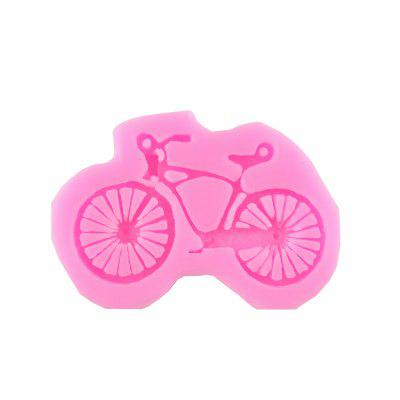 Bike Silicone Bicycle Cake Fondant Silicone Mold