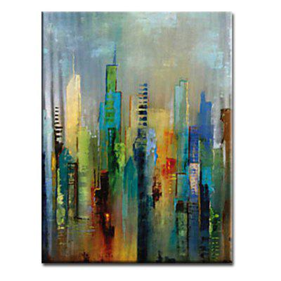 High Quality Hand Painted Abstract Canvas Oil Painting Abstract Art Home Wall Decoration 253586701