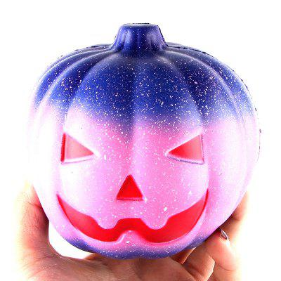 Jumbo Squishy 12CM Night Star Pumpkin Soft Slow Rising Toy