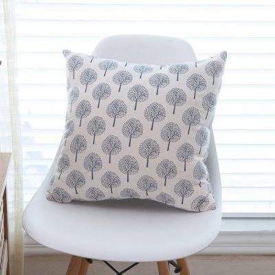 Sofa Cushion Cottonsolid Dandelion Pattern fortable Decorative