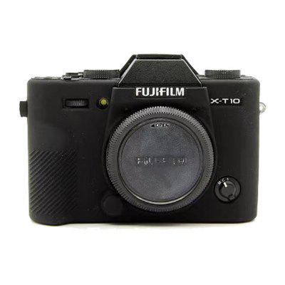 Soft Silicone Armor Skin Rubber Camera Cover Case Bag for Fujifilm X-T20 XT10