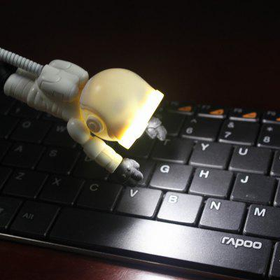 USB Keyboard Lamp Divers Shape LED Small Night Light Electronic Gifts