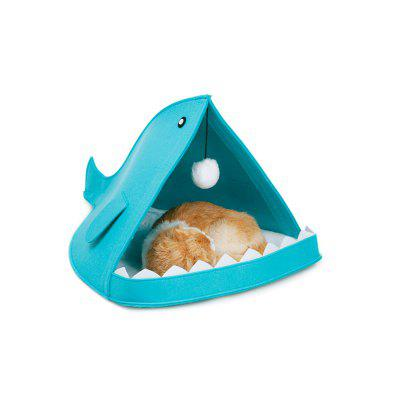 Pet Dog e Cat Bed rimovibili e morbidi