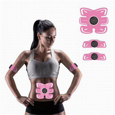 8 Circulations Smart Electrical EMS Muscle Stimulator Training Gear Pad Mat