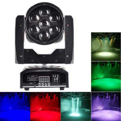 MITU SHOW Professional Moving Head Light 7 LEDs Zoom Wash light