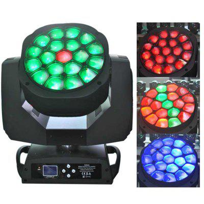 MITU SHOW Sharpy 19 LEDs Bee Eye Moving Head Light