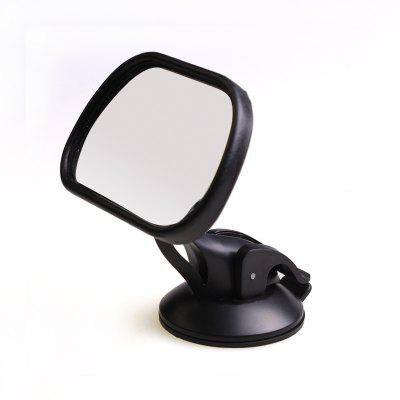 Mini Safety Car Back Seat Baby Rearview Mirror  2 in 1 Adjustable View Kids Car Accessories