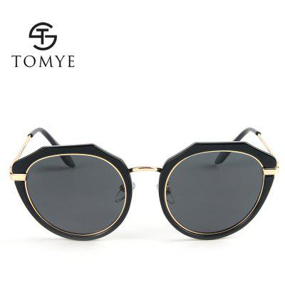 TOMYE 55933 Fashion Candy Color Polarized Sunglasses for WomenWomens Sunglasses<br>TOMYE 55933 Fashion Candy Color Polarized Sunglasses for Women<br><br>Brand: TOMYE<br>Frame Length: 136mm<br>Frame material: Acetate<br>Gender: For Women<br>Group: Adult<br>Lens height: 54mm<br>Lens material: Resin<br>Lens width: 48mm<br>Lenses Optical Attribute: Polarized<br>Nose: 19mm<br>Package Contents: 1 x Pair of Sunglasses<br>Package size (L x W x H): 17.00 x 9.00 x 7.00 cm / 6.69 x 3.54 x 2.76 inches<br>Package weight: 0.0500 kg<br>Product weight: 0.0250 kg<br>Style: Butterfly<br>Temple Length: 140mm