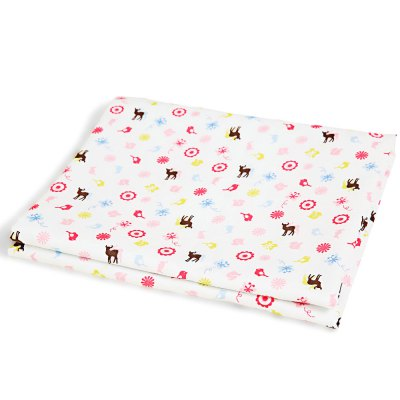 i-baby Soft Swaddling Cozy Cotton Blanket Bedding Wrap Baby Infant Toddler Kids