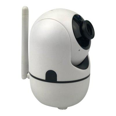 IPC-Net3 Mini WiFi IP HD Camera Smart Home Security Wireless CCTV WebcamIP Cameras<br>IPC-Net3 Mini WiFi IP HD Camera Smart Home Security Wireless CCTV Webcam<br><br>Audio Input: Built-in mic.<br>Audio Output: Built-in speaker<br>Compatible Operation Systems: Windows 7,Windows 8,Microsoft Windows 98/ ME /2000/ XP,Android,IOS<br>Features: HD<br>FOV: 60 Degree<br>Interface: TF Card Slot<br>IP camera performance: White Balance, Interphone, Night Vision, Motion Detection, Remote Control, Backlight Compensation<br>Language: English,French,Spanish,Portuguese,Russian,German,Italian,Japanese,Korean,Tagalog,Hindi,Simplified / TraditionalChinese<br>Maximum Monitoring Range: 10<br>Model: IPC-Net3<br>Motion Detection Distance: 5<br>Operate Temperature (?): -10 - 50<br>Package Contents: 1 x IP Camera, 1 x English User Manual, 1 x Power Supply<br>Package size (L x W x H): 7.50 x 7.50 x 14.00 cm / 2.95 x 2.95 x 5.51 inches<br>Package weight: 0.2800 kg<br>Pixels: 1MP<br>Product size (L x W x H): 6.90 x 6.90 x 10.50 cm / 2.72 x 2.72 x 4.13 inches<br>Product weight: 0.2000 kg<br>Protocol: SMTP,DHCP,DNS,UPNP,TCP,IP<br>Resolution: 1280 x 720<br>Shape: Mini Camera<br>Technical Feature: WiFi, Pan Tilt Zoom<br>Video Resolution: 720P<br>Waterproof: No<br>WiFi Distance: 10<br>Wireless: WiFi 802.11 b/g/n<br>Working Voltage: 5V