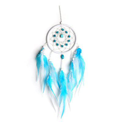 The New Natural Turquoise Dreamcatcher Pure Hand-Made