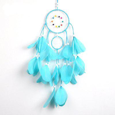 The New Large Feather Dreamcatcher