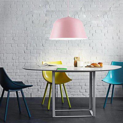 BOCD004F - 30 Nordic Color Pendant Light E27 AC 220V