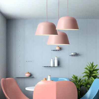 BOCD004F - 30 Nordic Color Pendant Light E27 AC 220VPendant Light<br>BOCD004F - 30 Nordic Color Pendant Light E27 AC 220V<br><br>Battery Included: No,Non-preloaded<br>Bulb Base: E27<br>Certifications: CE,RoHs<br>Chain / Cord Adjustable or Not: Chain / Cord Adjustable<br>Chain / Cord Length ( CM ): 120CM<br>Features: Designers<br>Fixture Height ( CM ): 140.5CM<br>Fixture Length ( CM ): 30CM<br>Fixture Material: Metal<br>Fixture Width ( CM ): 30CM<br>Package Contents: 1 xPendant Light,1 x English User Manual, 2 x Screw, 2 x Colloidal Particle<br>Package size (L x W x H): 31.00 x 31.00 x 22.00 cm / 12.2 x 12.2 x 8.66 inches<br>Package weight: 0.8500 kg<br>Product size (L x W x H): 30.00 x 30.00 x 140.50 cm / 11.81 x 11.81 x 55.31 inches<br>Product weight: 0.6950 kg<br>Shade Material: Metal, Crystal<br>Style: Simple Style, Chic &amp; Modern, LED<br>Suggested Room Size: 5 - 10?<br>Suggested Space Fit: Bedroom,Dining Room,Office,Cafes,Indoors,Study Room<br>Type: Ceiling Light<br>Voltage ( V ): AC220
