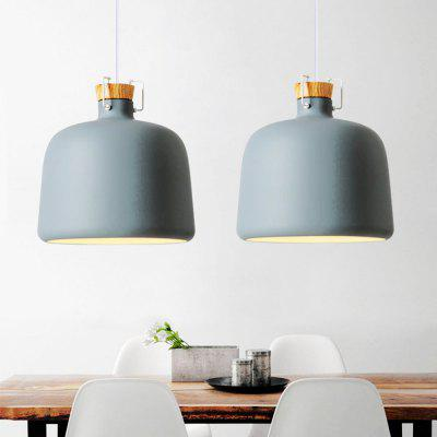 BOCD001AH - 26 Nordic Color Pendant Light E27 AC 220V