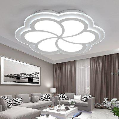 MY023 - 42W - W Cold White Ceiling Light AC 220V Diameter 65CM