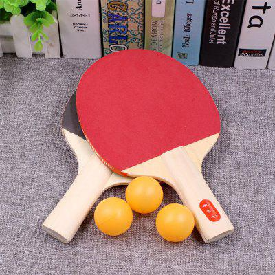 Table Tennis Racket Suit Sports Racket For Primary And Middle School Students