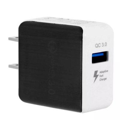 Quick Charge 3A USB Wall Charger US Plug QC3.0 Mini Travel Charger