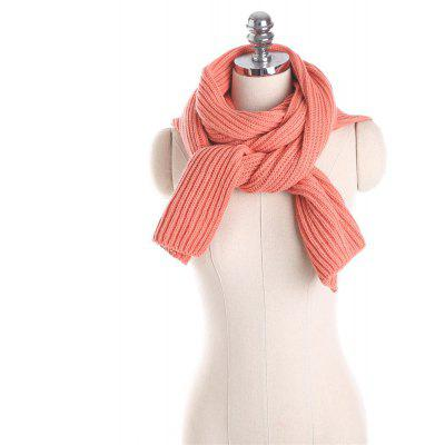 M1710 Knitted Cross Knitted Scarf