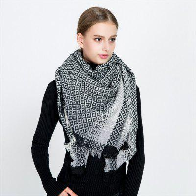 M1726 Golden Silk Jacquard ScarfWomens Scarves<br>M1726 Golden Silk Jacquard Scarf<br><br>Elasticity: Elastic<br>Gender: For Women<br>Group: Adult<br>Material: Acrylic<br>Package Contents: 1 x scarf<br>Package size (L x W x H): 1.00 x 1.00 x 1.00 cm / 0.39 x 0.39 x 0.39 inches<br>Package weight: 0.2250 kg<br>Product weight: 0.2250 kg<br>Scarf Type: Scarf<br>Season: Winter, Fall, Spring<br>Style: Fashion