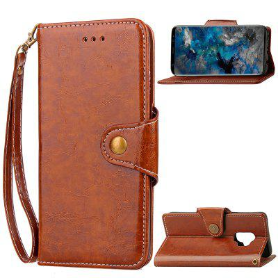 Flip Leather Cover Mixed Color for Samsung Galaxy S9 Pu Case with Stand Fashion Book Cover