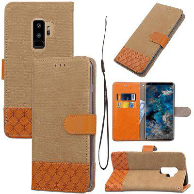 Mobile Phone Covers Case For Samsung Galaxy S9 Plus Version Cowboy Wallet Phone Bag With Card