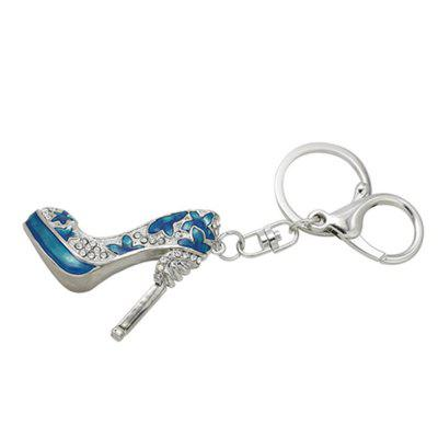 Phone Car Bag Key Ring Keychain Charm Gift - Perfect for Women Ladies Girls Key Bling Pink Shoe Purse Fashion DecorationKey Chains<br>Phone Car Bag Key Ring Keychain Charm Gift - Perfect for Women Ladies Girls Key Bling Pink Shoe Purse Fashion Decoration<br><br>Design Style: Fashion, Romantic<br>Gender: Unisex<br>Materials: Alloy<br>Package Contents: 1x Shoe Crystal Keyring<br>Package size: 6.00 x 4.00 x 1.30 cm / 2.36 x 1.57 x 0.51 inches<br>Package weight: 0.0290 kg<br>Product weight: 0.0200 kg<br>Stem From: Other<br>Theme: Hang Decoration