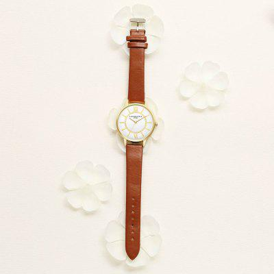 Lvpai P092-G Women Fashion Golden Bezel Leather Strap Wrist WatchWomens Watches<br>Lvpai P092-G Women Fashion Golden Bezel Leather Strap Wrist Watch<br><br>Band material: PU<br>Band size: 24 x 1.5 CM<br>Case material: Metal<br>Clasp type: Pin buckle<br>Dial size: 3.5 x 3.5 x 0.8 CM<br>Display type: Analog<br>Movement type: Quartz watch<br>Package Contents: 1 x Watch<br>Package size (L x W x H): 24.50 x 4.00 x 1.00 cm / 9.65 x 1.57 x 0.39 inches<br>Package weight: 0.0290 kg<br>Product size (L x W x H): 24.00 x 3.50 x 0.80 cm / 9.45 x 1.38 x 0.31 inches<br>Product weight: 0.0270 kg<br>Shape of the dial: Round<br>Watch mirror: Mineral glass<br>Watch style: Classic, Childlike, Fashion, Casual<br>Watches categories: Women,Female table<br>Water resistance: No