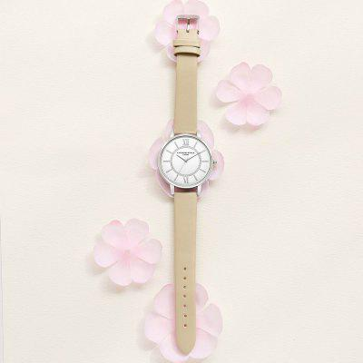 Lvpai P092-S Women Fashion Silver Tone Bezel Leather Band Wrist WatchesWomens Watches<br>Lvpai P092-S Women Fashion Silver Tone Bezel Leather Band Wrist Watches<br><br>Band material: PU<br>Band size: 24 x 1.5 CM<br>Case material: Metal<br>Clasp type: Pin buckle<br>Dial size: 3.5 x 3.5 x 0.8 CM<br>Display type: Analog<br>Movement type: Quartz watch<br>Package Contents: 1 x Watch<br>Package size (L x W x H): 24.50 x 4.00 x 1.00 cm / 9.65 x 1.57 x 0.39 inches<br>Package weight: 0.0290 kg<br>Product size (L x W x H): 24.00 x 3.50 x 0.80 cm / 9.45 x 1.38 x 0.31 inches<br>Product weight: 0.0270 kg<br>Shape of the dial: Round<br>Watch mirror: Mineral glass<br>Watch style: Classic, Childlike, Fashion, Casual<br>Watches categories: Women,Female table<br>Water resistance: No