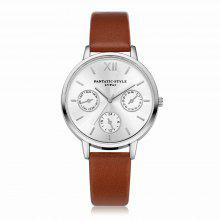 Lvpai P093-S Women Leather Strap Watch coupons
