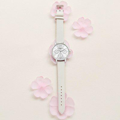 Lvpai P093-S Women Casual Leather Strap Quartz WatchesWomens Watches<br>Lvpai P093-S Women Casual Leather Strap Quartz Watches<br><br>Band material: PU<br>Band size: 24 x 1.5 CM<br>Case material: Metal<br>Clasp type: Pin buckle<br>Dial size: 3.5 x 3.5 x 0.8 CM<br>Display type: Analog<br>Movement type: Quartz watch<br>Package Contents: 1 x Watch<br>Package size (L x W x H): 24.50 x 4.00 x 1.00 cm / 9.65 x 1.57 x 0.39 inches<br>Package weight: 0.0290 kg<br>Product size (L x W x H): 24.00 x 3.50 x 0.80 cm / 9.45 x 1.38 x 0.31 inches<br>Product weight: 0.0270 kg<br>Shape of the dial: Round<br>Watch mirror: Mineral glass<br>Watch style: Classic, Childlike, Fashion, Casual<br>Watches categories: Women,Female table<br>Water resistance: No