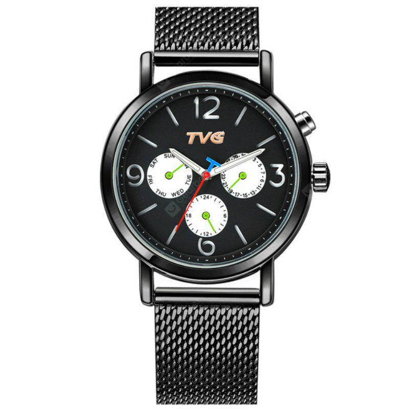 quartz product watch strap leather mall watches wristwatches mens