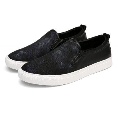 Four Random Network Printing Cloth Rubber Bottom 3D Casual ShoesCasual Shoes<br>Four Random Network Printing Cloth Rubber Bottom 3D Casual Shoes<br><br>Available Size: 41 42 43 44<br>Closure Type: Slip-On<br>Embellishment: Flowers<br>Gender: For Men<br>Outsole Material: Rubber<br>Package Contents: 1xshoes(pair)<br>Pattern Type: Print<br>Season: Winter<br>Toe Shape: Round Toe<br>Toe Style: Closed Toe<br>Upper Material: Full Grain Leather<br>Weight: 1.6896kg