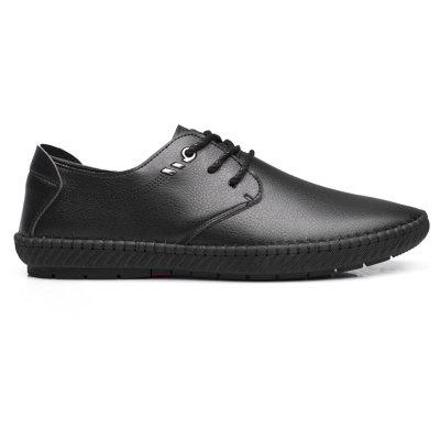 Classic Business Casual Leather Shoes