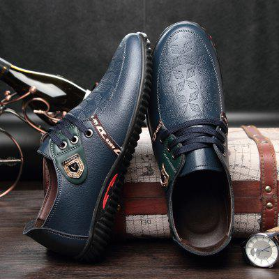 New Rubber Bottom Business Leather Casual Low Men ShoesMen's Oxford<br>New Rubber Bottom Business Leather Casual Low Men Shoes<br><br>Available Size: 38-44<br>Closure Type: Lace-Up<br>Embellishment: None<br>Gender: For Men<br>Occasion: Casual<br>Outsole Material: Rubber<br>Package Contents: 1xshoes(pair)<br>Pattern Type: Others<br>Season: Summer, Spring/Fall<br>Toe Shape: Round Toe<br>Toe Style: Closed Toe<br>Upper Material: Genuine Leather<br>Weight: 1.5840kg