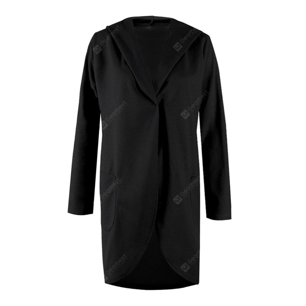 Women's Dresses Long Sleeve Fashion Loose  Coat