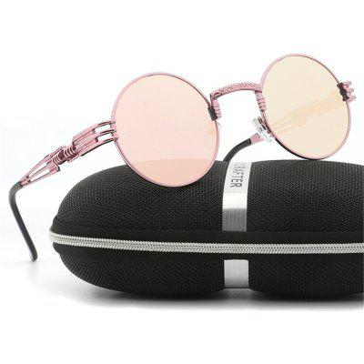 Men and Women Models Generic Metal SunglassesMens Sunglasses<br>Men and Women Models Generic Metal Sunglasses<br><br>Frame material: Other<br>Gender: Unisex<br>Group: Adult<br>Lens material: Acrylic<br>Package Contents: 1 x Sunglasses<br>Package size (L x W x H): 15.00 x 8.00 x 3.00 cm / 5.91 x 3.15 x 1.18 inches<br>Package weight: 0.1000 kg<br>Style: Round