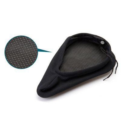 Bike Seat Thickened Comfortable Silicone Saddle Cushion CoverBike Accessories<br>Bike Seat Thickened Comfortable Silicone Saddle Cushion Cover<br><br>Package Contents: 1 x Seat cushion cover<br>Package Dimension: 35.00 x 25.00 x 10.00 cm / 13.78 x 9.84 x 3.94 inches<br>Package weight: 0.4000 kg