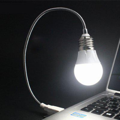 Simple Retro LED Bulb With USB Energy Saving Lamp