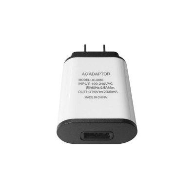 Usb 8 Pin Cable Charger Portable Travel Wall Charger Adapter US Plug Phone Charger interstep travel charger 2a 2usb