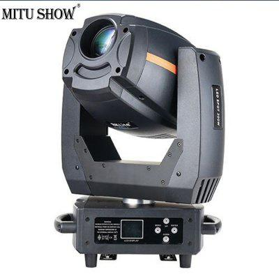 MITU SHOW 300W Moving Head Spot Light for Wedding Concerts LightingStage Lighting<br>MITU SHOW 300W Moving Head Spot Light for Wedding Concerts Lighting<br><br>Body Color: Black<br>Function: For Outdoor Sporting, For party, For Decoration<br>Laser Color: White,Red,Blue,Green<br>Lifespan (hour): 60000<br>Material: Cast Aluminum<br>Model: MT-M-E007<br>Package Contents: 1 x Light, 1 x Power Cable,  1 x English User Manual<br>Package size (L x W x H): 35.00 x 28.00 x 52.00 cm / 13.78 x 11.02 x 20.47 inches<br>Package weight: 16.0000 kg<br>Plug Type: EU plug<br>Product Size(L x W x H): 30.00 x 20.00 x 49.00 cm / 11.81 x 7.87 x 19.29 inches<br>Product weight: 13.0000 kg<br>Shape: Cylinder<br>Type: LED Effects Stage Light, Moving Head Lights, RGB Stage Light, DJ and Disco Light<br>Voltage Type: AC90 - 260V 50 - 60HZ