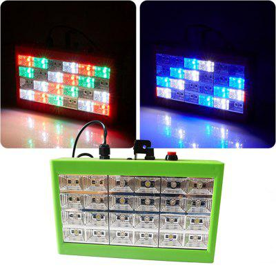 MITU SHOW 24 LEDs Strobe Disco Party Light