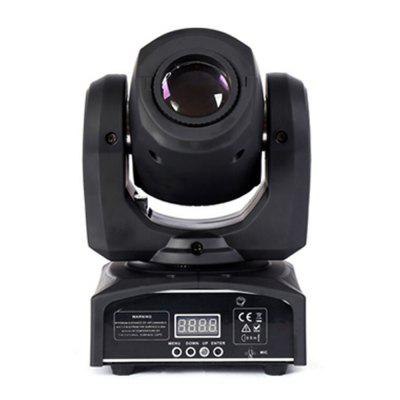 MITU SHOW 10W Beam Spot Moving Head Light Disco DJ Lighting